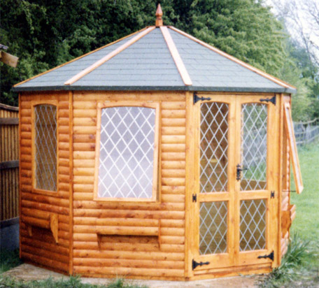 workshops games rooms cabins summerhouses chalets childrens playhouses and bespoke garden buildings ks sheds based in essex - Garden Sheds Essex