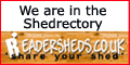 readersheds.co.uk shedrectory